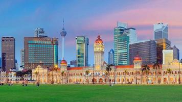 Plaza Merdeka en Kuala Lumpur foto