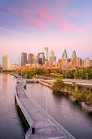 Downtown Skyline of Philadelphia photo
