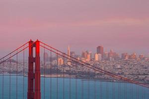 Golden Gate Bridge in San Francisco photo