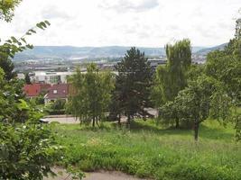 View of Stuttgart, Germany photo