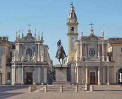 Santa Cristina and San Carlo church photo