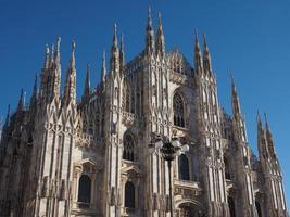 Duomo di Milano Milan Cathedral photo