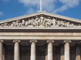 British Museum in London photo