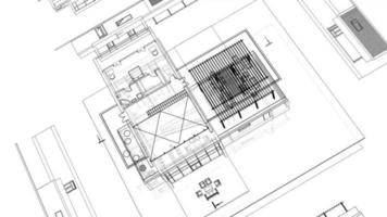 Modern Architectural Drawings video