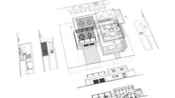 Modern House Architectural Drawings video