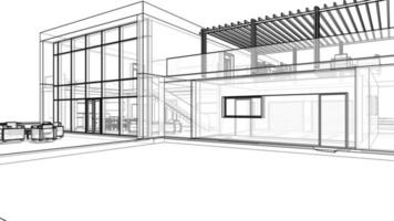 House Architectural Drawings video