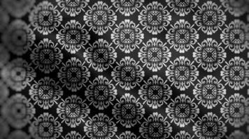 motif de luxe noir et blanc video