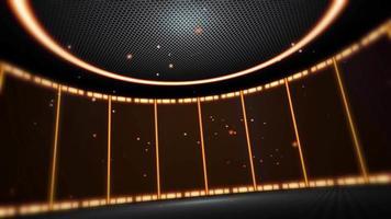 fond de studio virtuel video