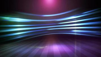 Virtual Studio News Background video