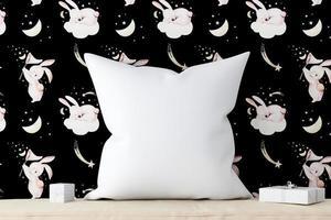 Pillow Mockup -856 photo