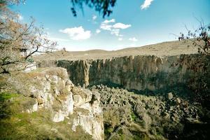 Ihlara Valley, Cappadocia, Former Settlement, Turkey - Cappadocia photo