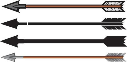 Arrow Collection Set vector