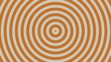 abstrakter Hintergrund mit roten Kreisen video
