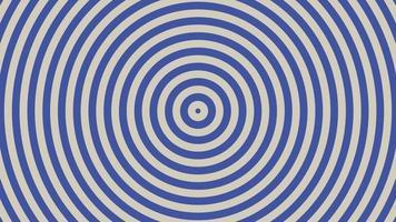 abstrakt blå spiral video
