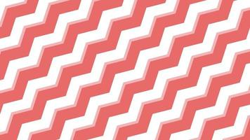 Red zigzag pattern for themes, presentations or fun activities. video