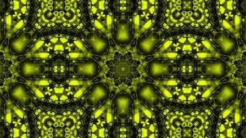 abstrakt kalejdoskop bakgrund video