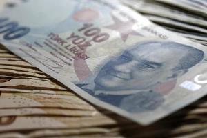 Turkish Lira, Turkish Lira Banknote photo