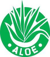 Aloe Vera Symbol vector
