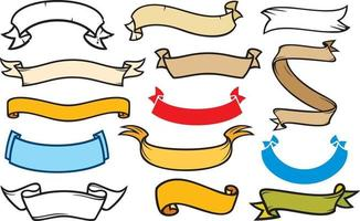 Banner Set Collection vector