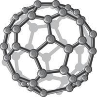Molecular Structure of the Buckyball vector