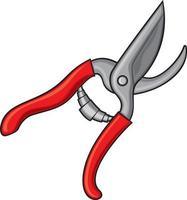 Garden Shears Icon vector