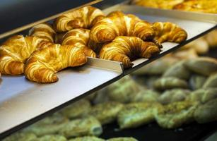 Delicious Baked Food Mix Savory Pastry photo