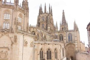 Cathedral of Santa Maria, Burgos, Castilla, Spain. photo
