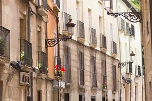 City of Burgos, small city in northern Spain photo