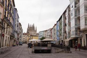Burgos, Spain, 2021 - Downtown of Burgos photo