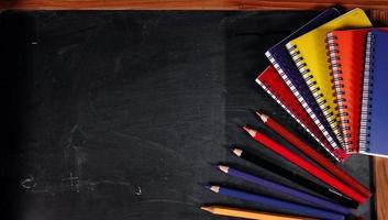 herramientas escolares y de oficina foto