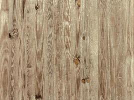 Brown wood plank panel. photo