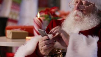 jultomten med teknik video