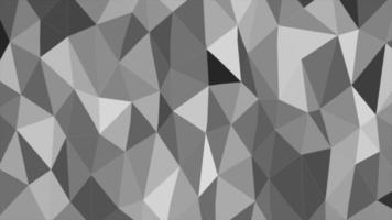 4k Abstract Background Black and White video