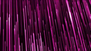 4k abstrait - dégradé de néon de couleur. superpositions abstraites bg video