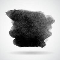 Ilustración de vector de banner de salpicaduras de grunge abstracto