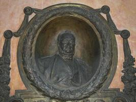 Cavour monument in Turin photo