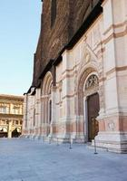 Iglesia de San Petronio en Bolonia foto