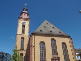 St Paul Church Frankfurt photo
