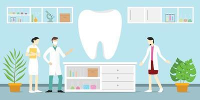 human tooth or teeth dental anatomy science analysis vector
