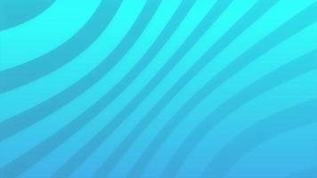 Blue gradient abstract overlay video