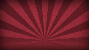 Red gradient abstract background video