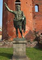 estatua de césar augusto foto