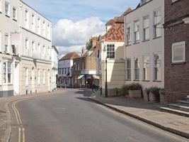ciudad de canterbury foto