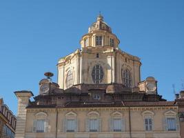 San Lorenzo church Turin photo