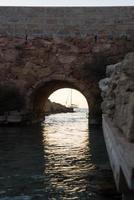 Canal sa sequi en la isla de formentera en el verano de 2021 foto