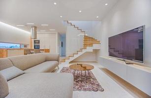 Living room Upstairs photo