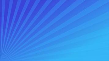 blå lutning abstrakt bakgrund video