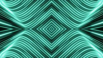 neon abstrakt bakgrund video