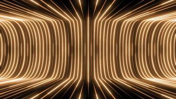 guldgradient abstrakt bakgrund video