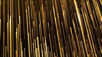 fundo abstrato gradiente de ouro video